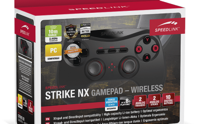 Review: Strike NX Wireless Gamepad