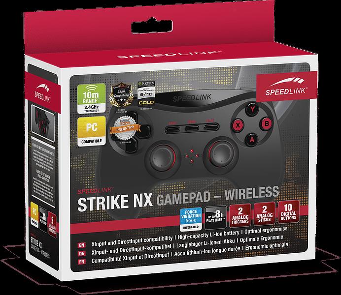 Review: Strike NX Wireless Gamepad