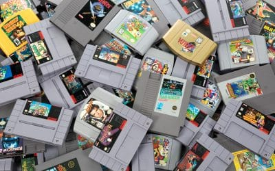 Nintendo 64 Games and the Pi B+