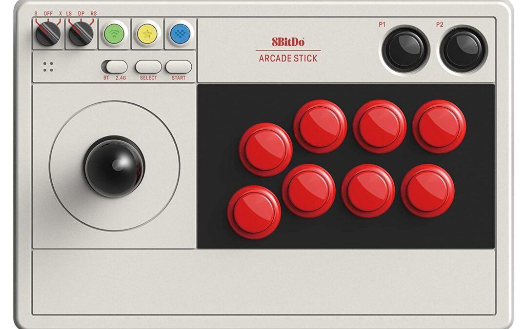 Review: 8Bitdo Arcade Stick